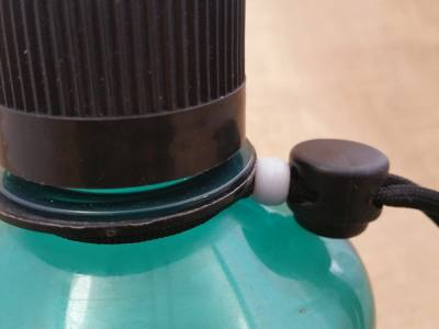 A small bead improves the grip tightness