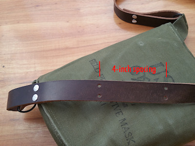 Leather Strap for the Indiana Jones Bag