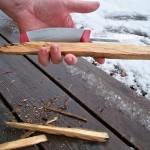 Fatwood Stick